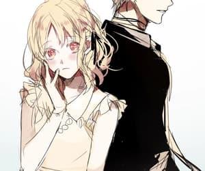 anime, sakamaki, and manga image