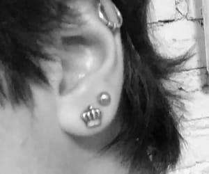 piercing and oreja image