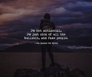 antisocial, life, and phrases image