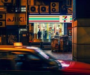night, street photography, and urban image