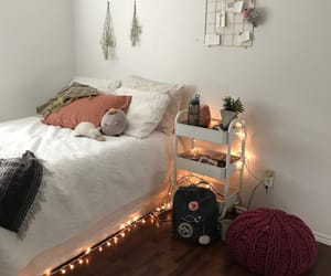 bedroom, cosy, and interior image
