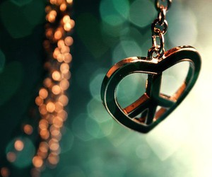 peace and heart image