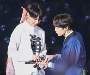 happy ever after, jeon jungkook, and yoonkook image