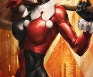 batman, comics, and villanos favoritos image