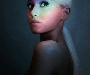 ariana grande, no tears left to cry, and ariana image