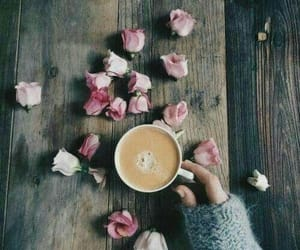 background, coffee, and photo image