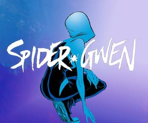 Marvel, gwen stacy, and spider-gwen image