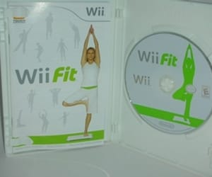 nintendo, wii, and healthy lifestyle image
