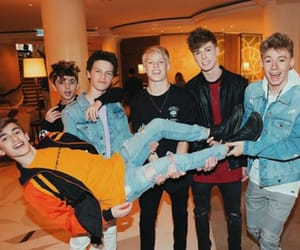 johnny orlando, blake gray, and hayden summerall image