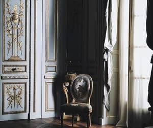 buckingham, chair, and window image