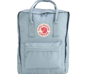 backpack, pastel, and blue image