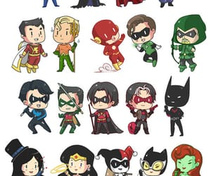 batman, joker, and dc comics image