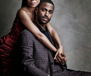 parents, celebrity couple, and big sean image
