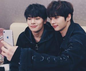 boys, Chan, and felix image