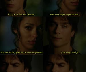 frases, the vampire diaries, and frases en español image