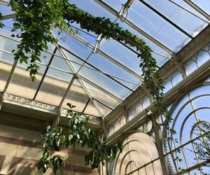 architecture, botanical, and botanical garden image