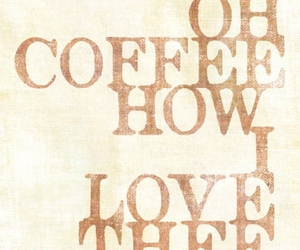 coffee and text image