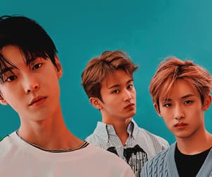 winwin, mark, and doyoung image
