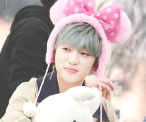 color, hair, and kpop image