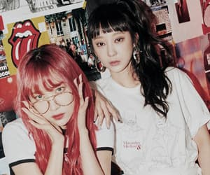 le, queens, and seo hyerin image