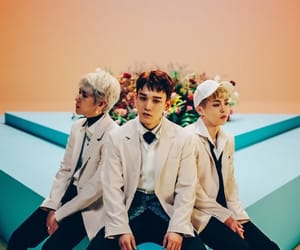 Chen, kpop, and asian boys image