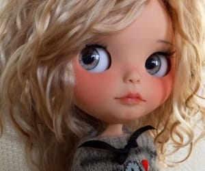 blythe, dolls, and cute image