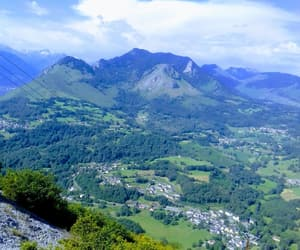 lourdes, montagne, and photographie image