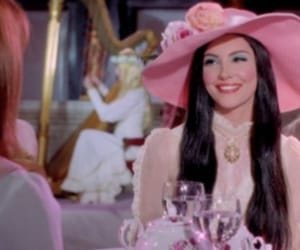 fashion, movie, and love witch image