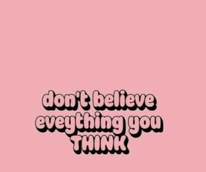 aesthetic, pink, and quote image