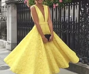 prom dresses, short prom dress, and sexy image
