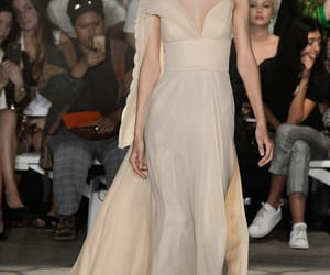 Christian Siriano, spring 2016, and ready-to-wear image