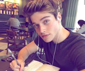 boy, teen wolf, and froy image
