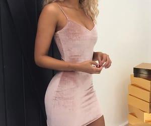 dress, fashion, and goals image
