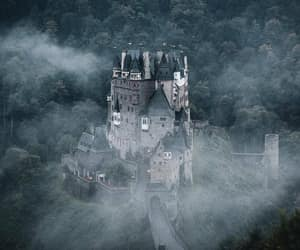 castle, landscapes, and natural image