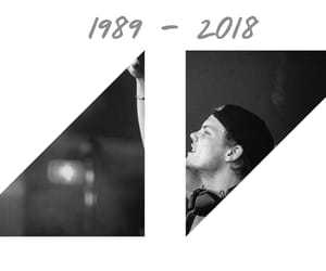 avicii and rip image