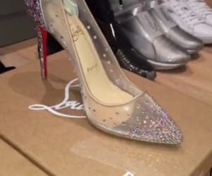 fashion, louboutin, and shoes heels image