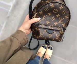 bag, mini, and Louis Vuitton image