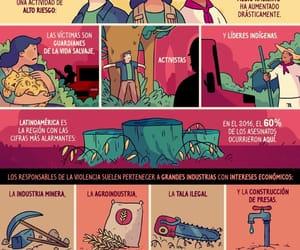 medio ambiente, latinoamerica , and pictoline image