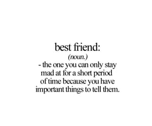 best friend, feed, and quotes image