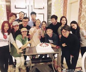 boys, xiao luhan, and girl image