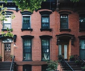 aesthetic, apartment, and brick image