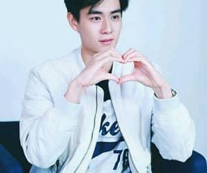 a love so beautiful, jiangchen, and hu yi tian image