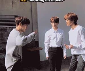 Chan, hansol, and seokmin image