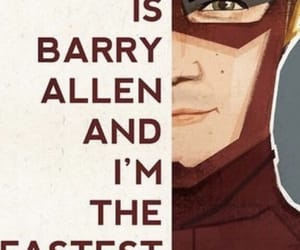 the flash, barry allen, and flash image