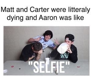 magcon, selfie, and carter reynolds image