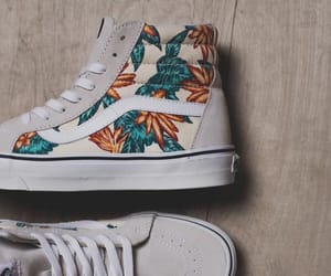 sneakers, high tops, and vans image