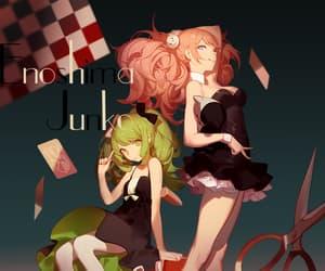 danganronpa and enoshima junko image