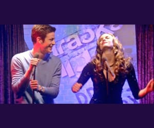 DC, snowbarry, and the flash image