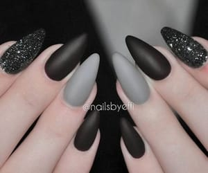 nail art, style, and nails image