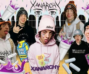 lil xan, diego leanos, and xanarchy image